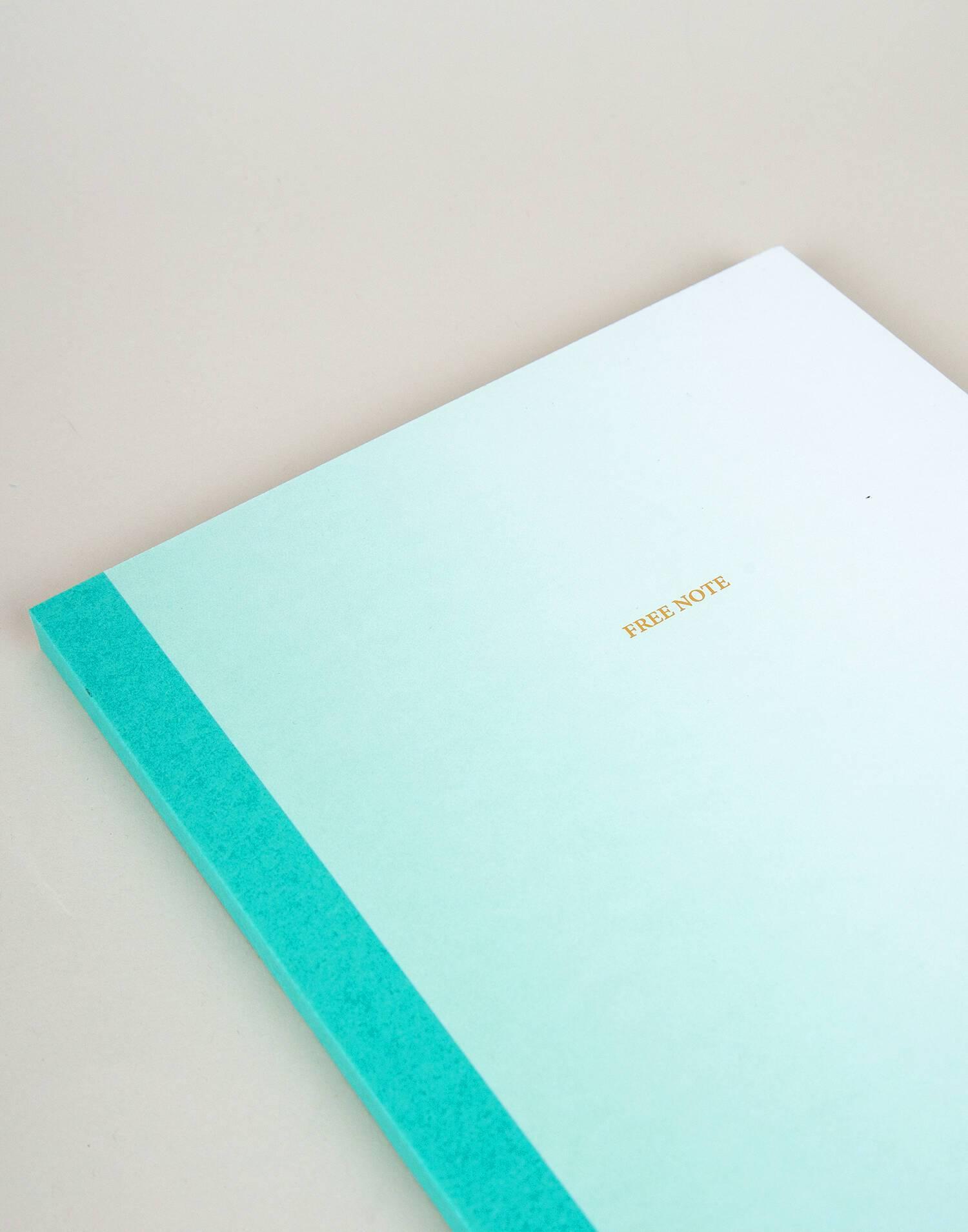 Spine a4 notebook