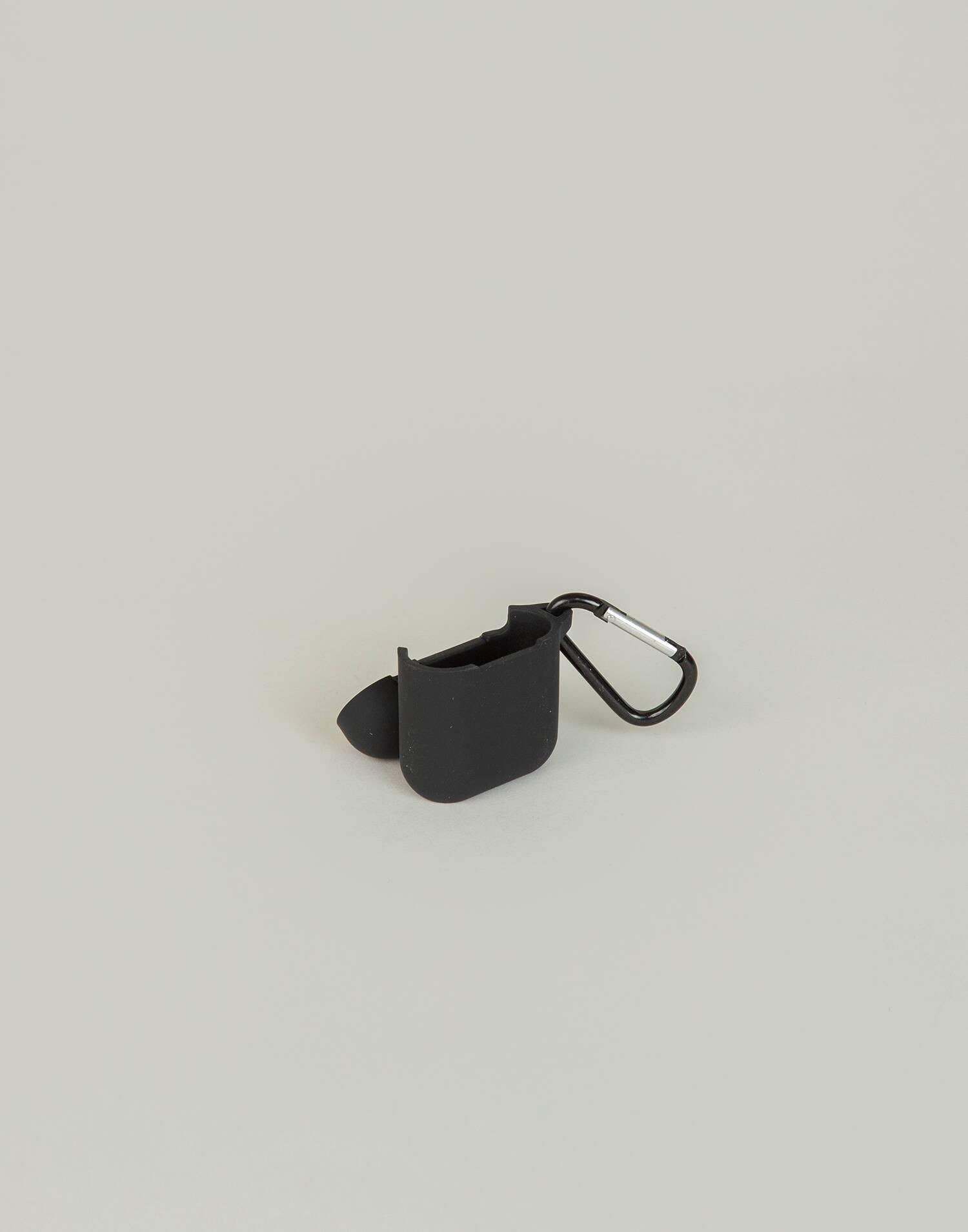 Funda silicona auriculares inalámbricos