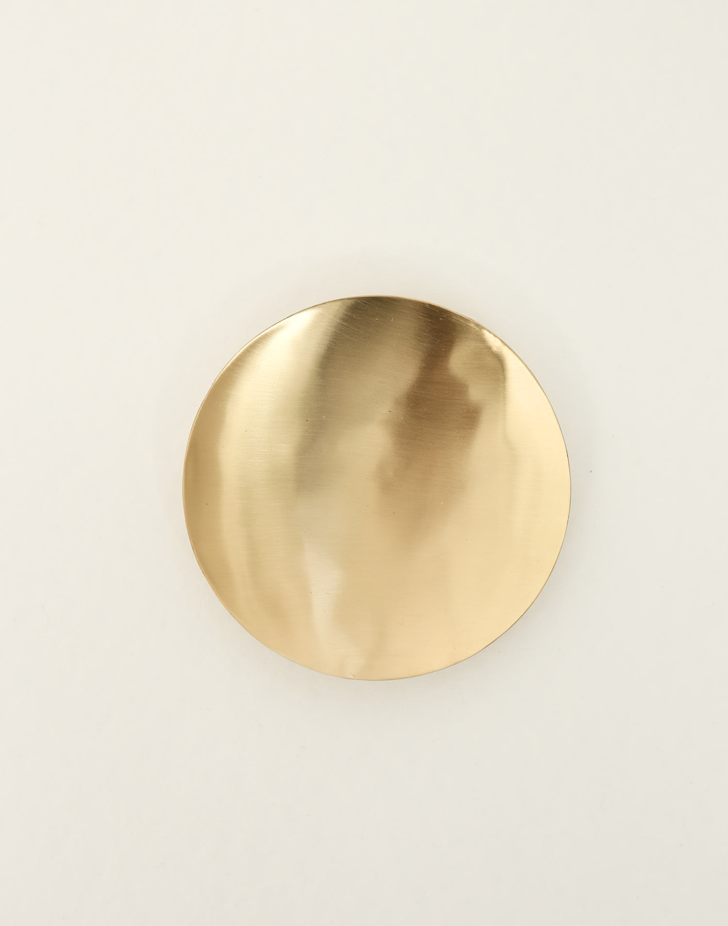 Brass candle holder m