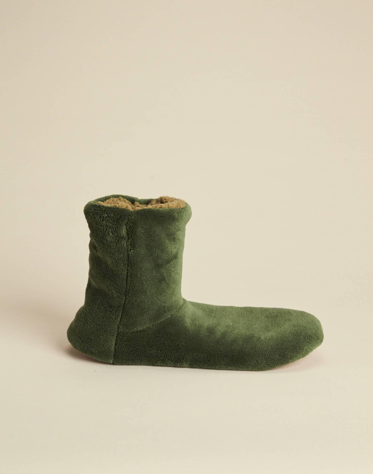 Basic boot slipper men