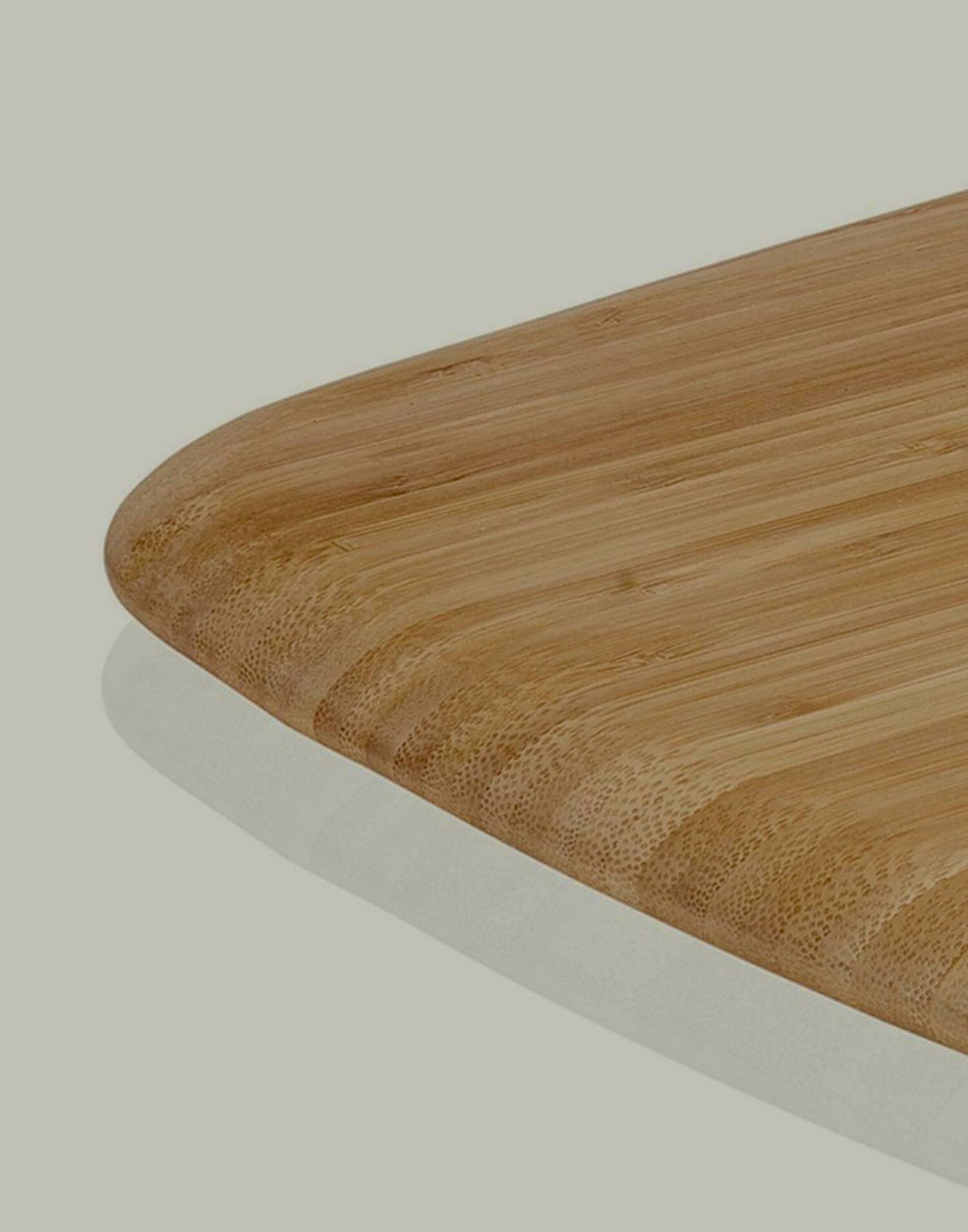Tabla corte bambú 23 x 15 cm